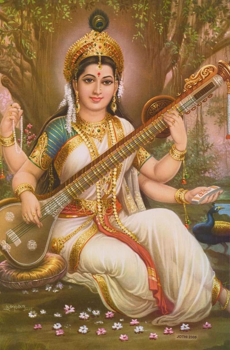 Devi-saraswati